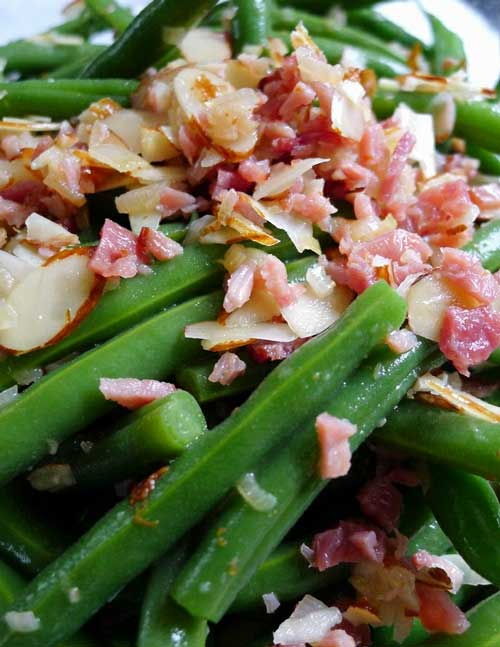 TheseArkansas Green Beans are a side dish that is worthy of being called comfort food! The brown sugar-butter-soy sauce mixture that you pour over the beans is what gives this dish such a great flavor.