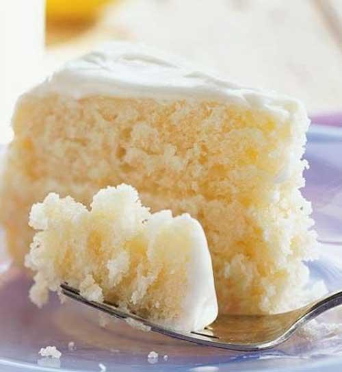 Lemonade Layer Cake