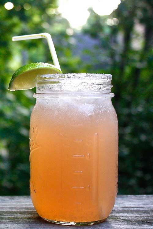The flavor combination going on in thisCherry Lime Coronarita is extremely refreshing and perfect for a summer day!