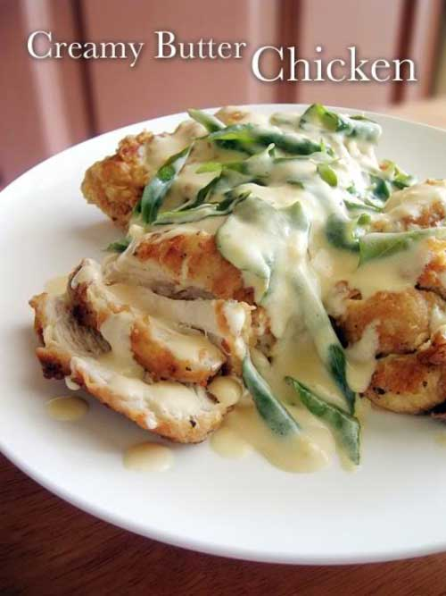 Creamy Butter Chicken