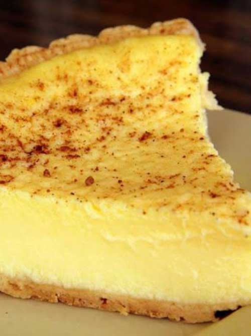Old fashioned egg custard recipe 17