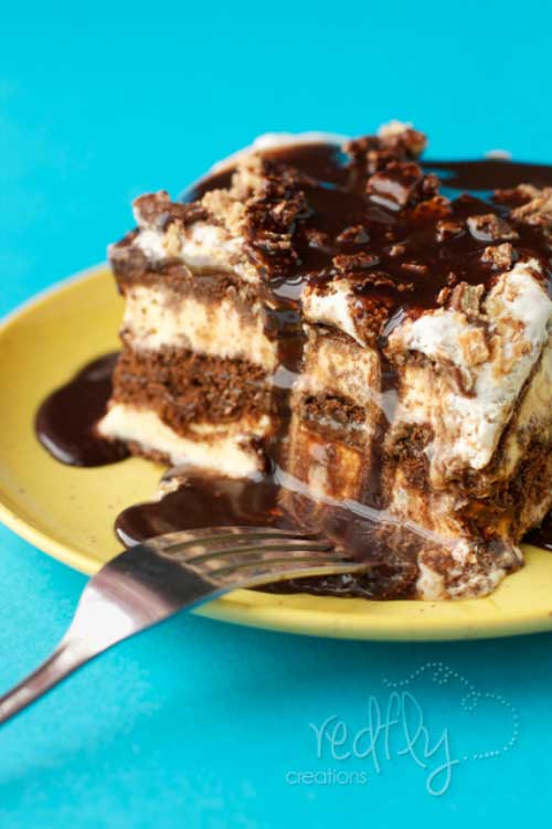 Easy Ice-Cream Sandwich Cake