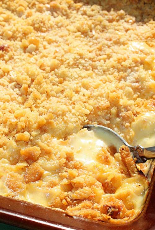 We love Macaroni and Cheese. Who doesn't? This is THE best mac & cheese EVER!