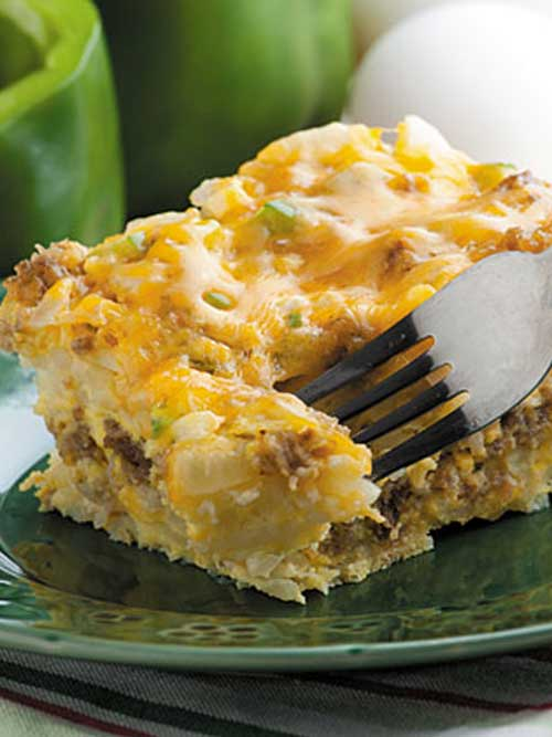 Slow-Cooker Hashbrown Casserole