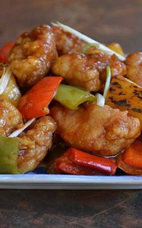 This is an authentic sweet and sour pork recipe that is better than your favorite Chinese restaurants.
