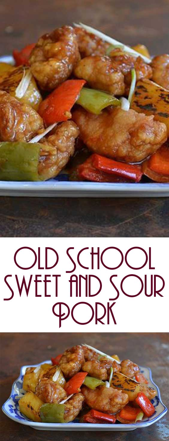 Sweet and sour pork recipe flavorite this is an authentic sweet and sour pork recipe that is better than your favorite chinese forumfinder Choice Image