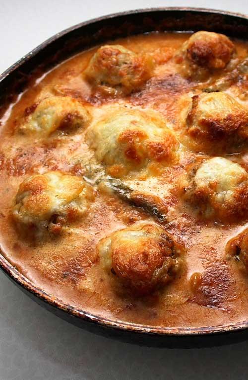 Meatballs Toscana