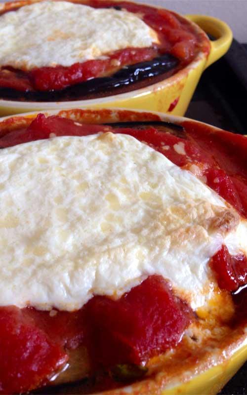 Melanzane alla Parmigiana - Eggplant Parmesan