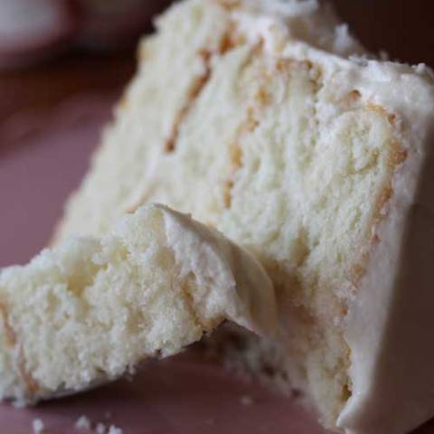 Recipe for Southern Style Coconut Cake - This cake is really beautiful, and the coconut flavor in the cake was nice and subtle. The frosting is out of this world delicious and not coyingly sweet or rich...perfect!!