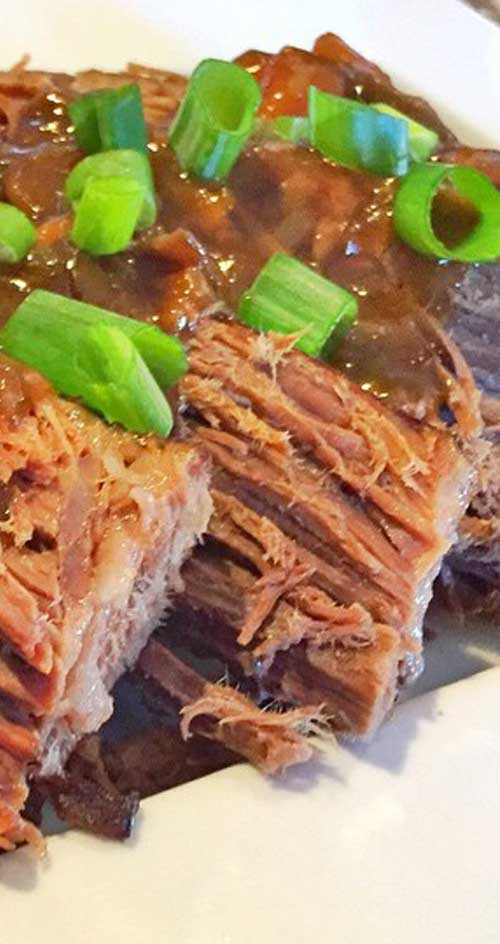 This is a tried-and-true foolproof pot roast that my Mama has been making for years and years. Sure to become your family's favorite.