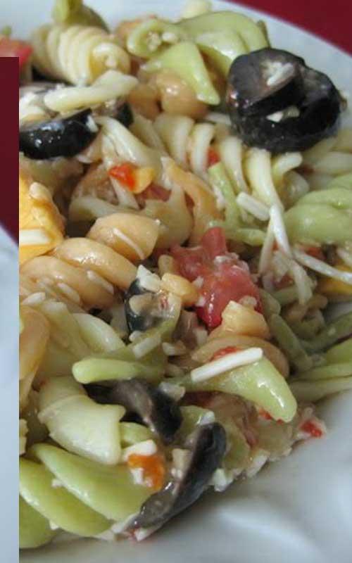Deli Style Pasta Salad