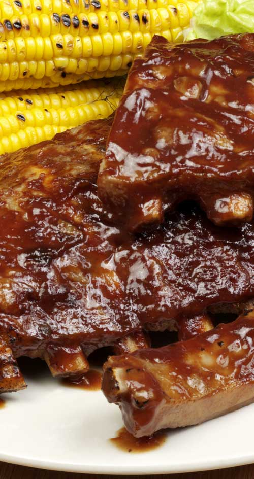 ABSOLUTE PERFECTION! The ONLY rib recipe you will ever need or want to use! #bbqribs #ribsrecipe #grilling #bbq