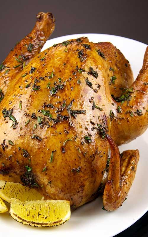 Copycat Olive Garden Herb Roasted Chicken