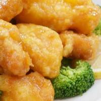 Chinese-Style Lemon Chicken