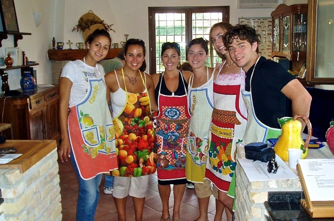 Student Cooking Programs
