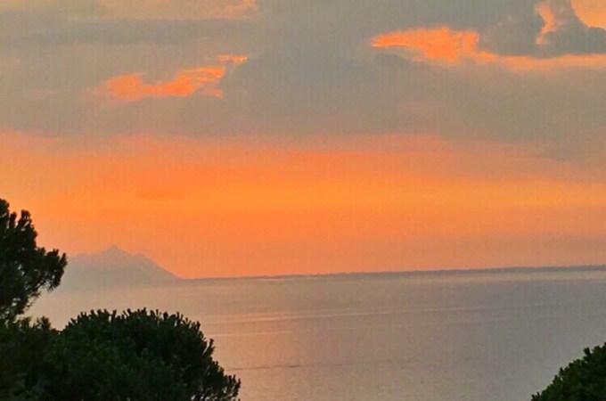 Sunset Sperlonga