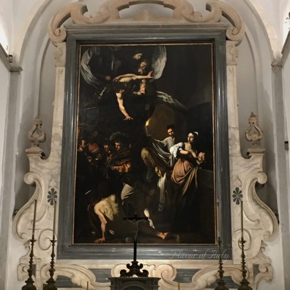 Caravaggio's Seven Works of Mercy, celebrating human mercy and kindness