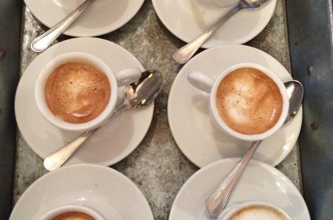 The Bialetti Moka Espresso Maker