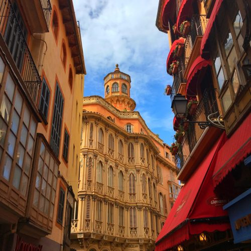 Calle de Jaume II, Palma, Mallorca