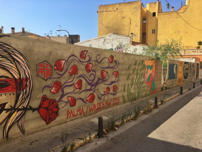 SOMA street artIst, Palma Mallorca