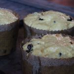 Panettone ready to be baked!
