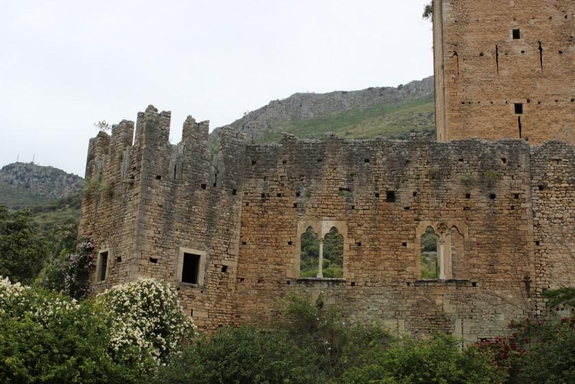 Caetani property ruins Ninfa Gardens