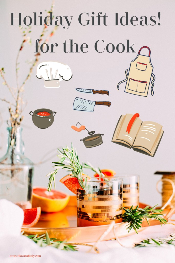 Holiday Gift Ideas for the Cook and Aspiring Chef!