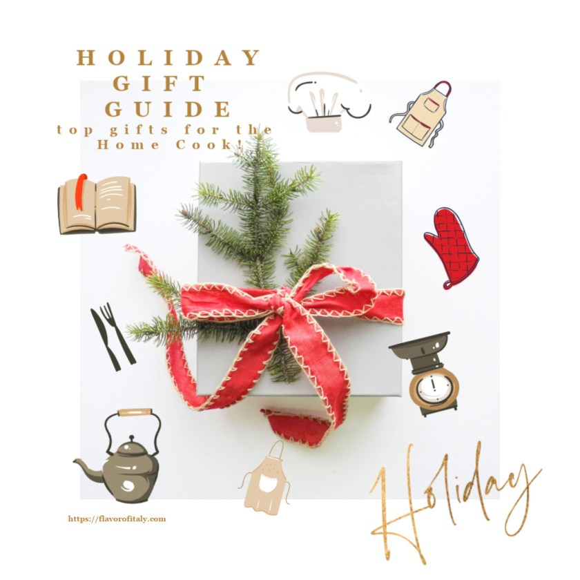 Holiday Gift Guide for the Home Cook and Aspiring Chef!