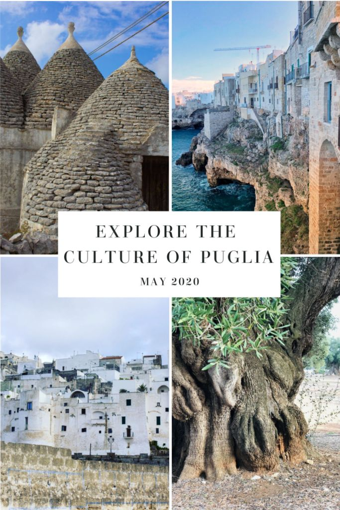 Here's what you need to know about the unique culture of Puglia