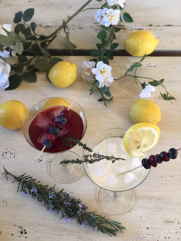 Delicious hand-crafted gin cocktails