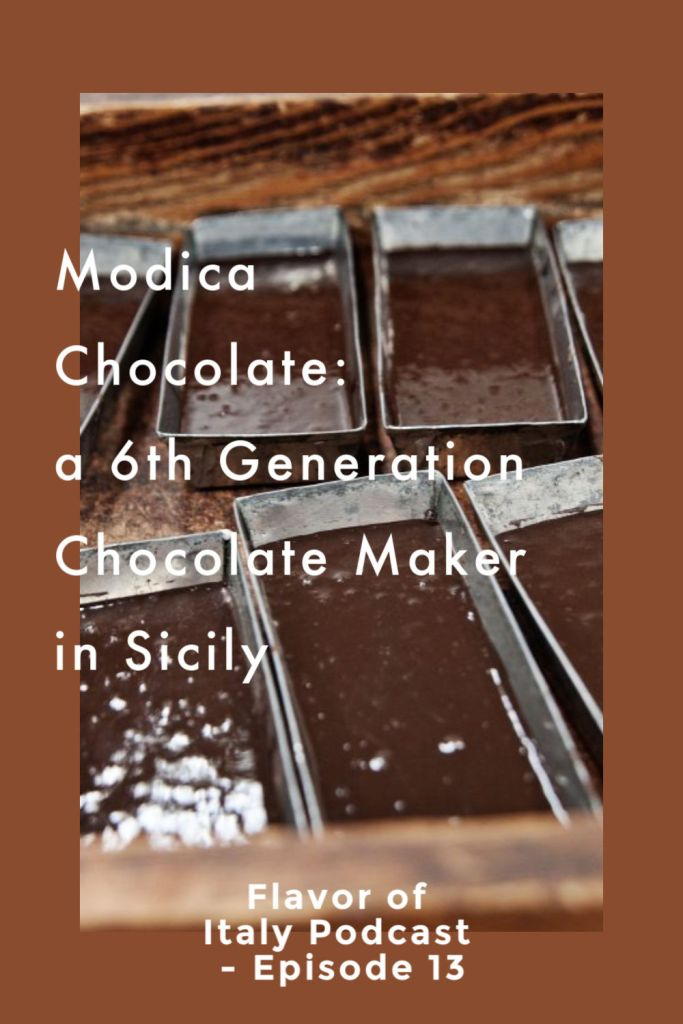 Experience the pure joy of Sicilian chocolate from Modica