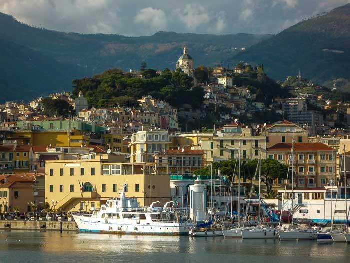 Sanremo  in Liguria