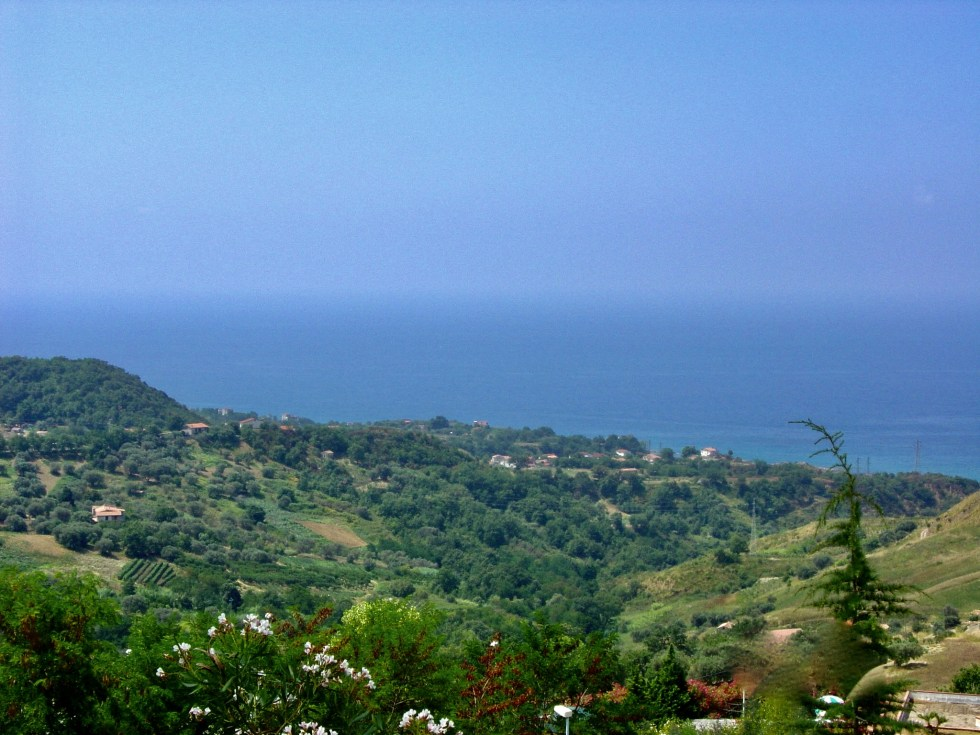 Calabria has some of Italy's most gorgeous beaches, but also beautiful mountainous areas