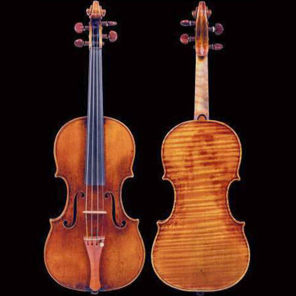 Bobby McDuffie's Guarneri del Gesù violin