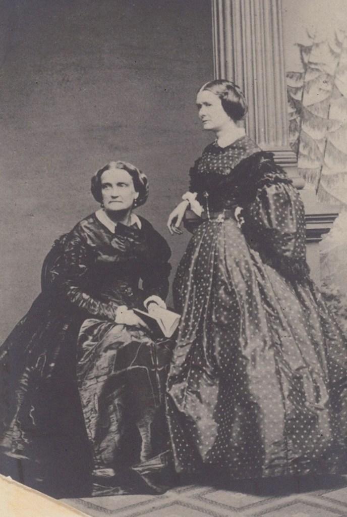 Charlotte Cushman and Emma Stebbins (right) - Trailblazing Women in 19th Century Italy