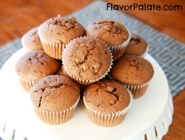 Mocha Chocolate Chip Muffins