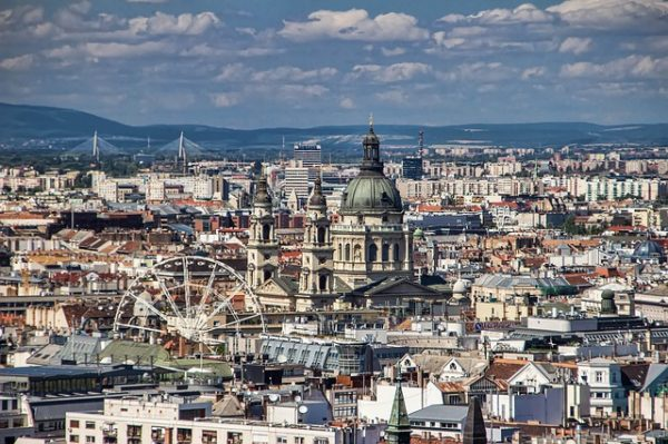 vacanza a Budapest