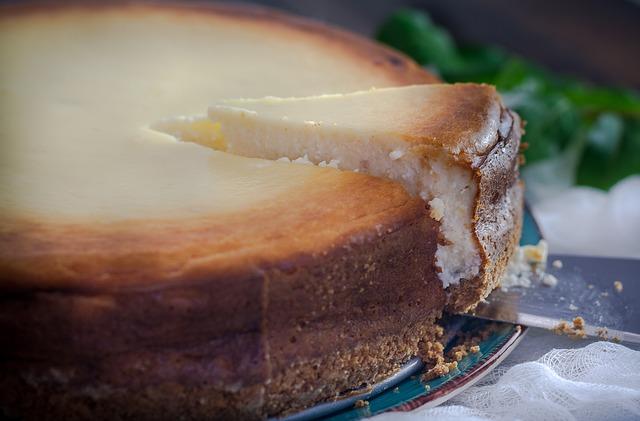 New York Cheesecake..
