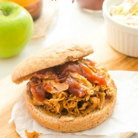 hard-apple-cider-pulled-pork-with-roasted-apple-barbecue-sauce1   flavorthemoments.com
