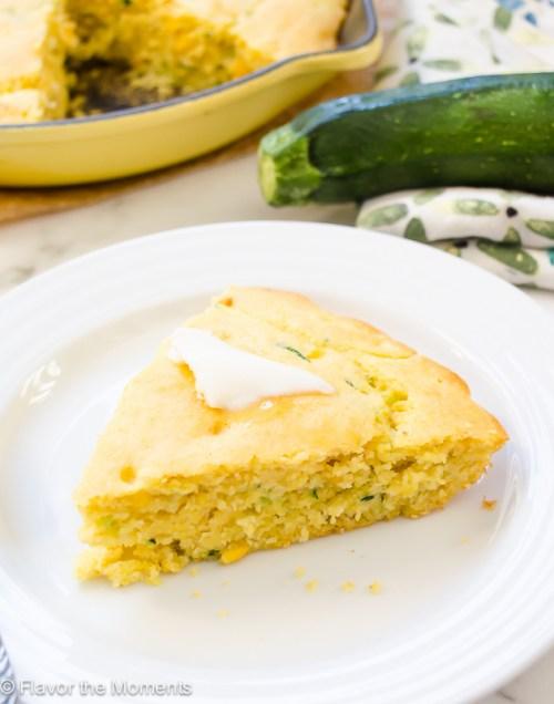 skillet-zucchini-cornbread3 | flavorthemoments.com