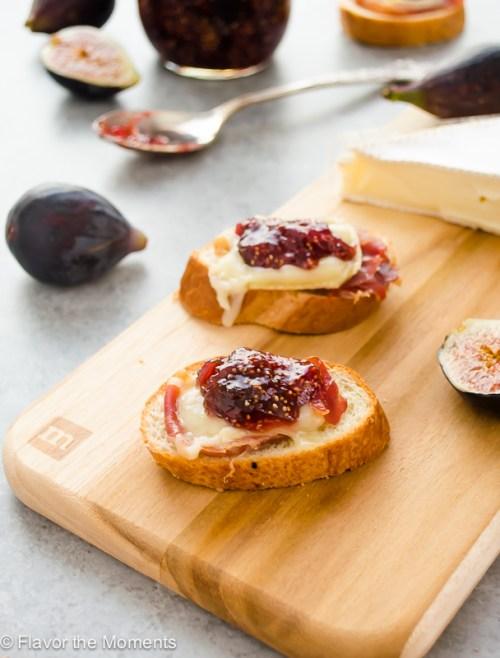 brie-fig-jam-and-serrano-ham-crostini4-flavorthemoments.com