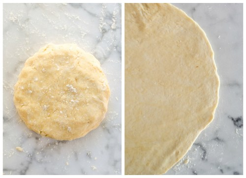 Quick & Easy Flaky Pie Crust | flavorthemoments.com