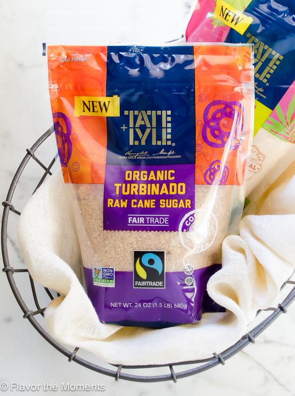 Tate+Lyle Organic Turbinado Raw Cane Sugar