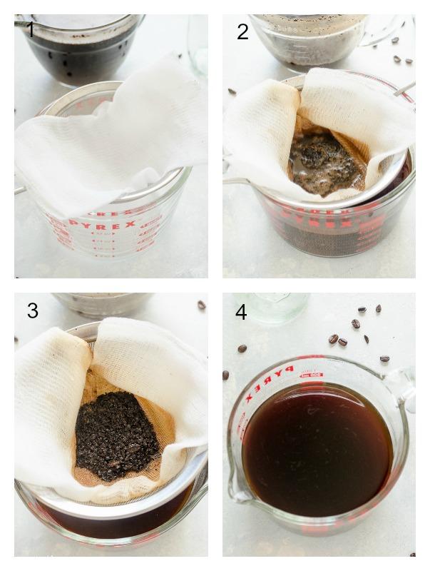 Cold Brew Coffee Recipe Tutorial 2