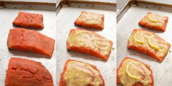 easy-baked-lemon-dijon-salmon-proecess