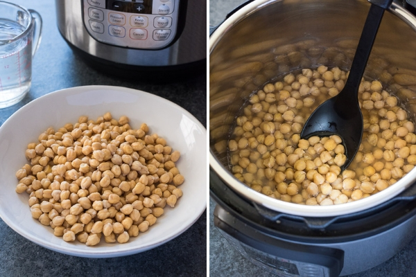 instant-pot-spiced-chickpea-salad-process-collage