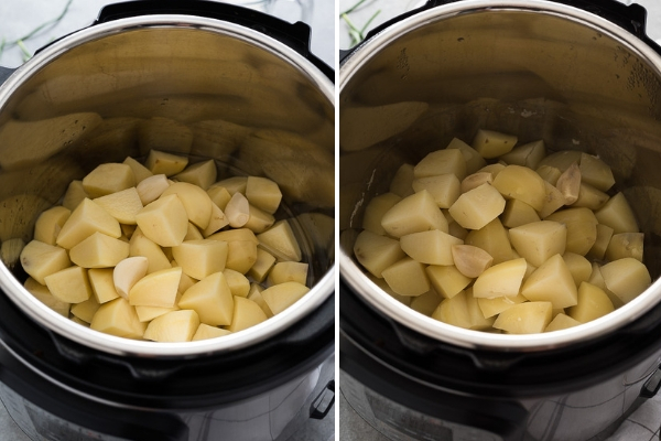 instant-pot-garlic-mashed-potatoes-process-collage-1