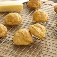 Grueyere Parmesan Puffs {Gougeres}