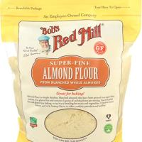 BOBS RED MILL Flour Almond Super Fine, 32 Ounce (Pack of 1)
