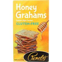 Pamela's Products - Graham Crackers Honey - 7.5 Ounce (Pack of 2)